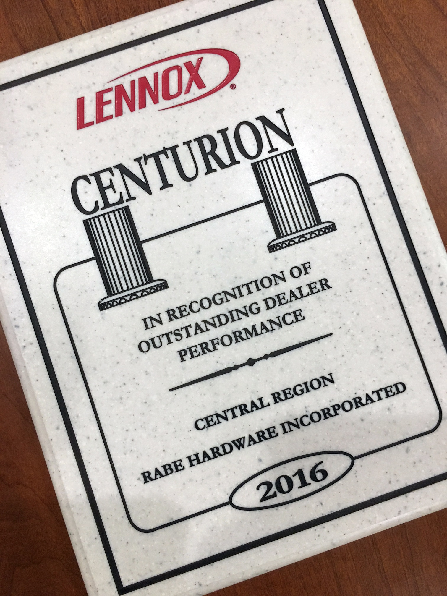 Exciting News from Lennox