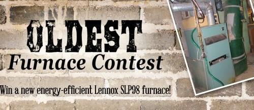 Oldest Furnace Contest 2015 – Press Release